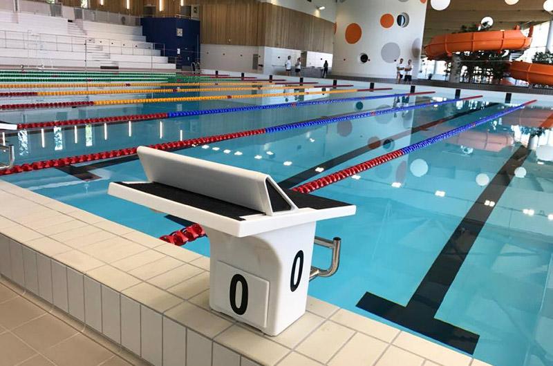 Dunkerque la piscine georges guynemer est quasi pr te for Piscine paul asseman