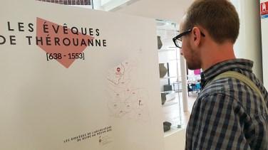 La maison de l'archéologie à Thérouanne