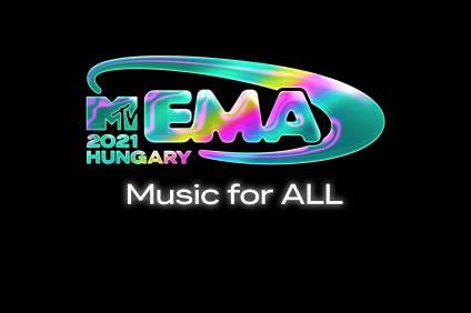 MTV EMA 2021
