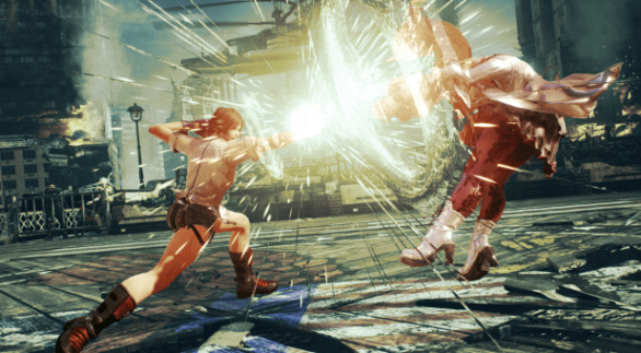 Download Tekken 7 For PC Highly Compressed - TecK.HAC
