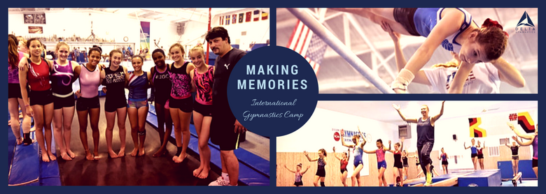 Aspire Gymnasts Go International!