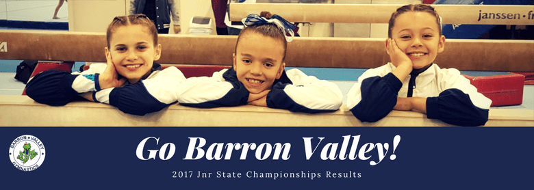 Barron Valley Juniors Head to State Championships