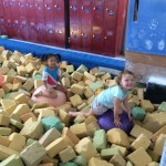 Building kids strength and agility Ninja style - Delta Gymnastics Brisbane, Gold Coast & Barron Valley