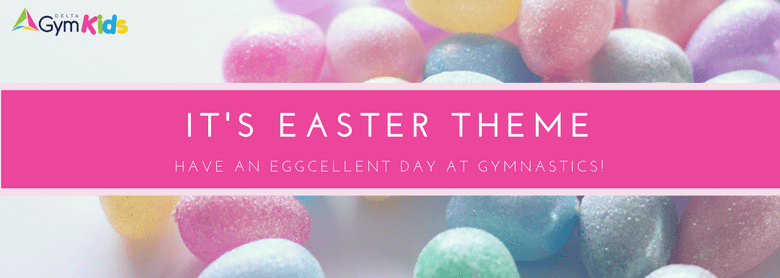 We are Hopping into Easter at Jnr Gym Kids