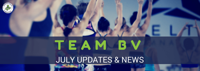 Team BV July News