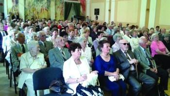 Nagytalálkozó-a közönség