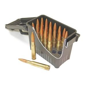 MTM 50 BMG Ammo Box – 20 Round