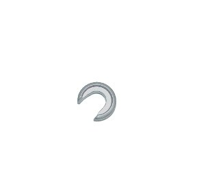 Winchester M70 FIRING PIN SPRING RETAINER