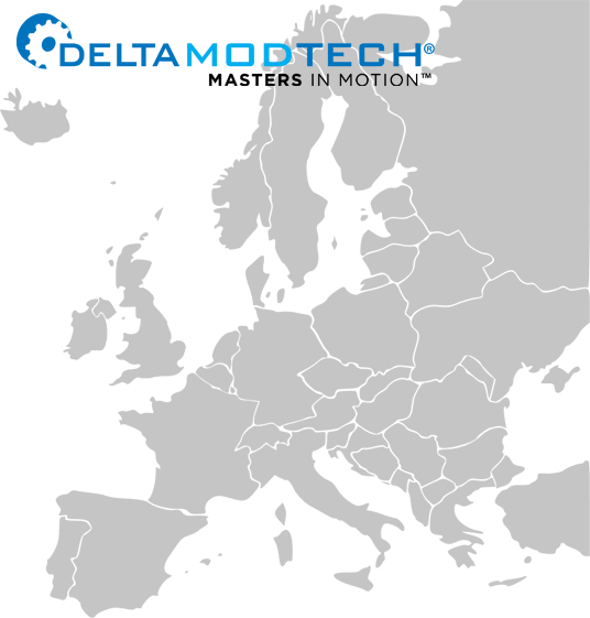 2005 - Delta ModTech continues to grow and expands our network with new service and sales office in Europe.