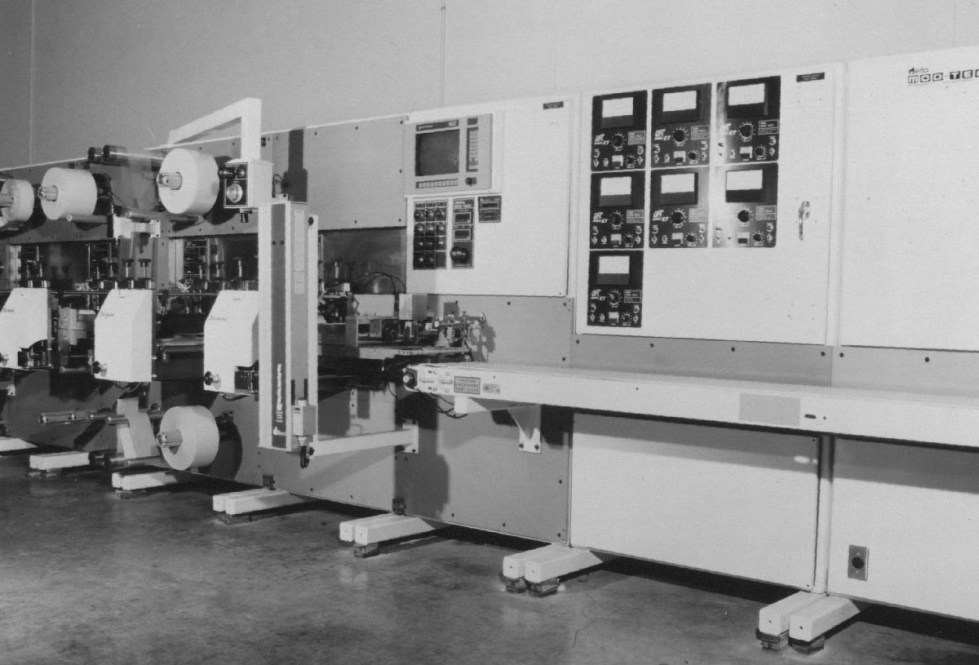 1986 - Delta ModTech became a full fledged systems integrator, committed to solving motion control automation problems. We expanded our staff and facilities in order to provide state of the art hardware, software, electronic and mechanical systems.