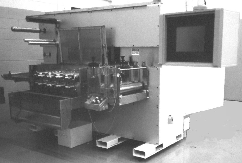 1993 - Delta ModTech rolled out our rotary heat seal module and a new line of modular in-line web packaging systems for 12