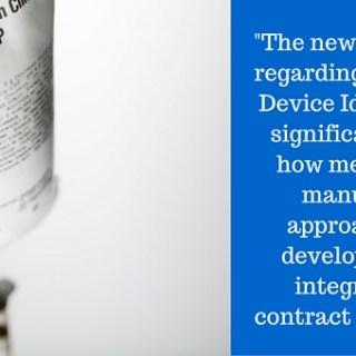 FDA Mandate on UDIs to Impact Medical Device Manufacturing