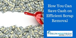 8 Ways to Make Scrap Removal Efficient During the Rotary Die-Cutting Process