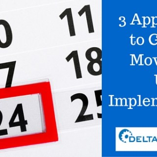3 Approaches to Get You Moving on UDI Implementation