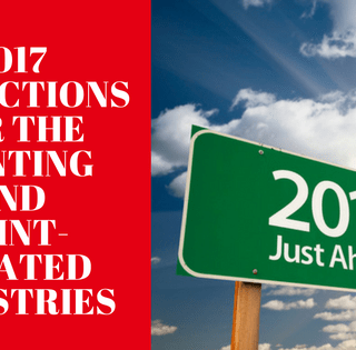 2017 Predictions for Printing and related industries