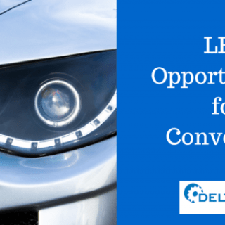 LED Opportunities for Converters