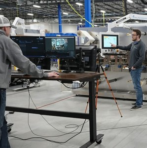 New Operations Training: Moving into Virtual Training and Mixed Reality