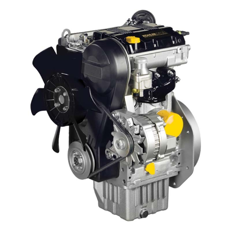 Kohler Kdw 702 Diesel Engine Liquid Cooled