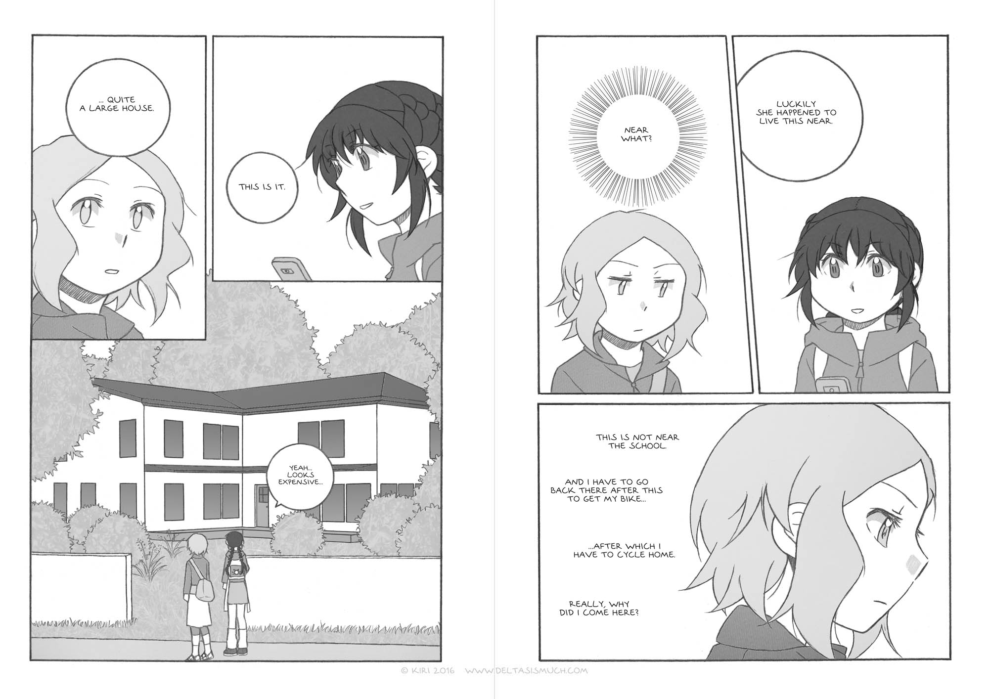 Chapter 3, pages 12 and 13