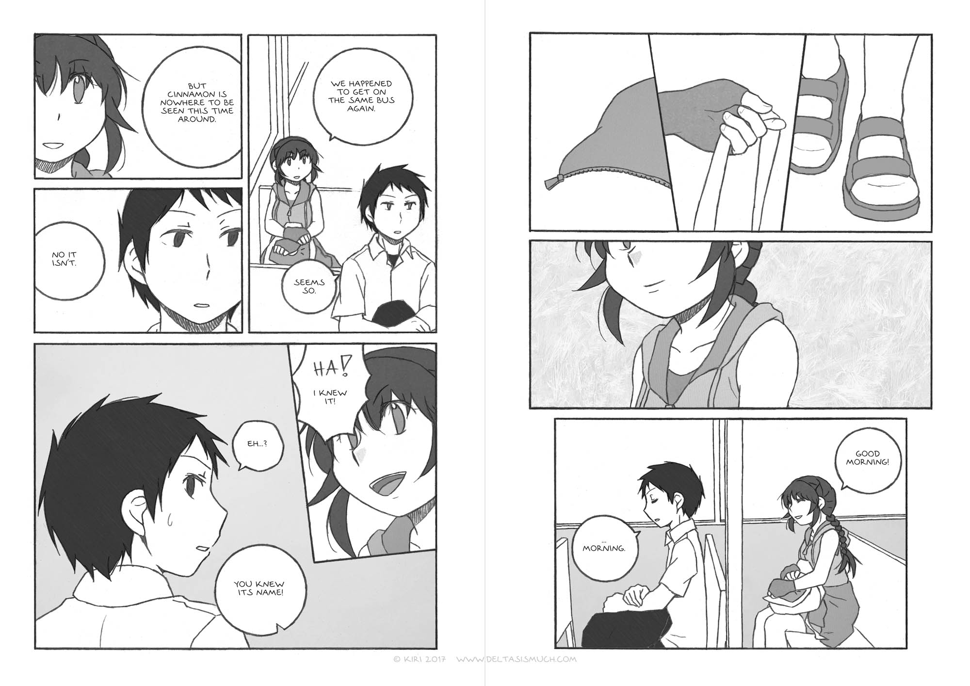 Chapter 4, pages 3 and 4
