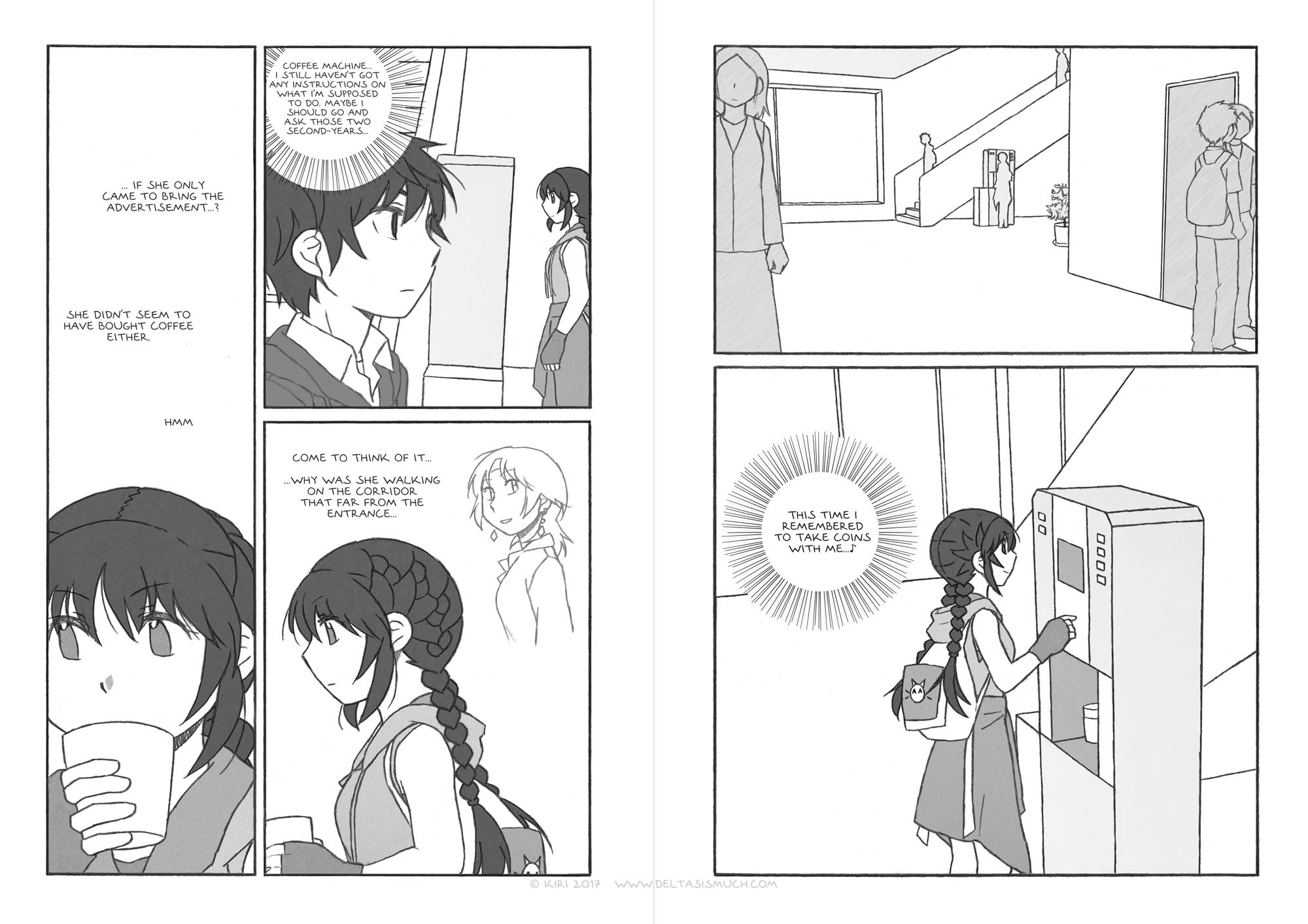 Chapter 4, pages 9 and 10