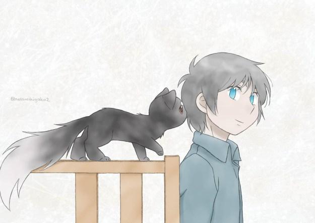 Kei and Mizore