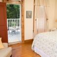 Room 1 balcony door