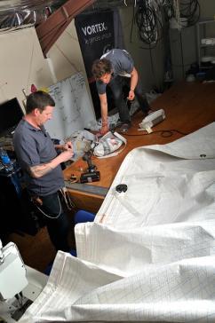 réparation voilier voilerie bretgane côtes-d'Armor
