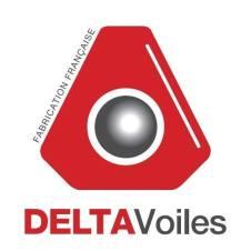 Logo deltavoiles voilerie cotes d'armo