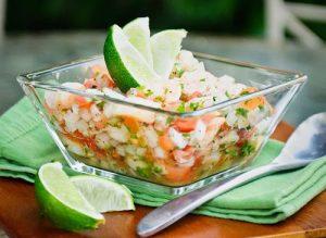 Ceviche comme au Yucatán 300x219 - Ceviche comme au Yucatán