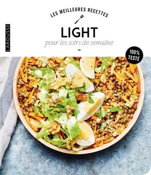 Les meilleures recettes light pour les soirs de semaine - Tout en légèreté…