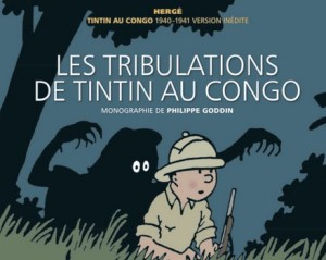 Les tribulations de Tintin au Congo cover 300x239 - Mise au point…