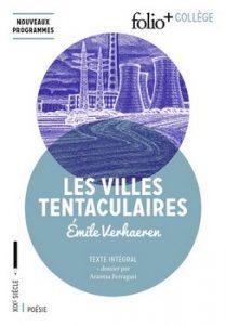 Les villes tentaculaires cover 209x300 - Une œuvre visionnaire…