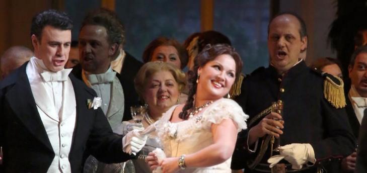 Una bellissima Traviata d'altri tempi