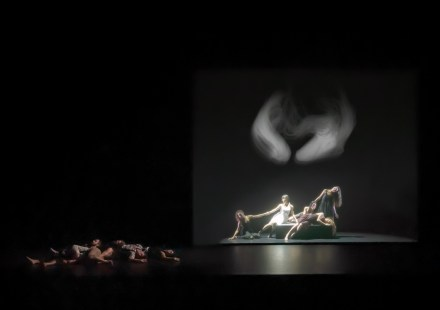 La Fresque Ballet Preljocaj