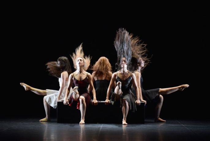 La Fresque, Ballet Preljocaj