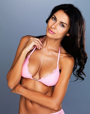 Photo Of Breast Enhancement And Lift By Albany Plastic Surgeon - DeLuca Plastic Surgery