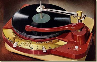1950 record player