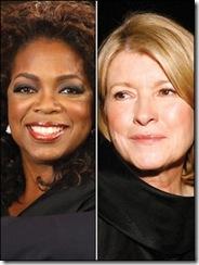 oprah and martha