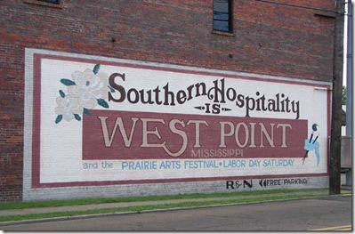 'Southern Hospitality' in West Point, Mississippi (home of Brad Smith & Rogers Stevens of Blind Melon) May 2006
