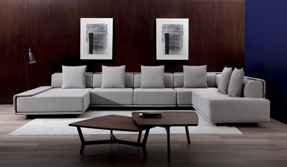 Svensson Modular U Shape Corner Sofa Delux Deco