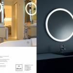 Badevaerelsesbelysning Og Spejle Med Led Lys Fra Baulmann