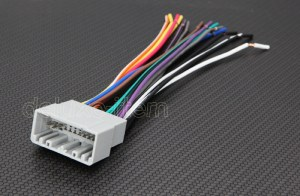 NEW Car Stereo Wire Wiring Harness for Chrysler Dodge Jeep