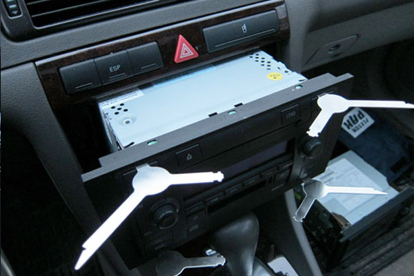 Ford Stereo Removal Tool