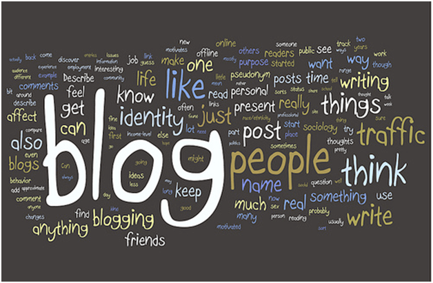 Marketing blog