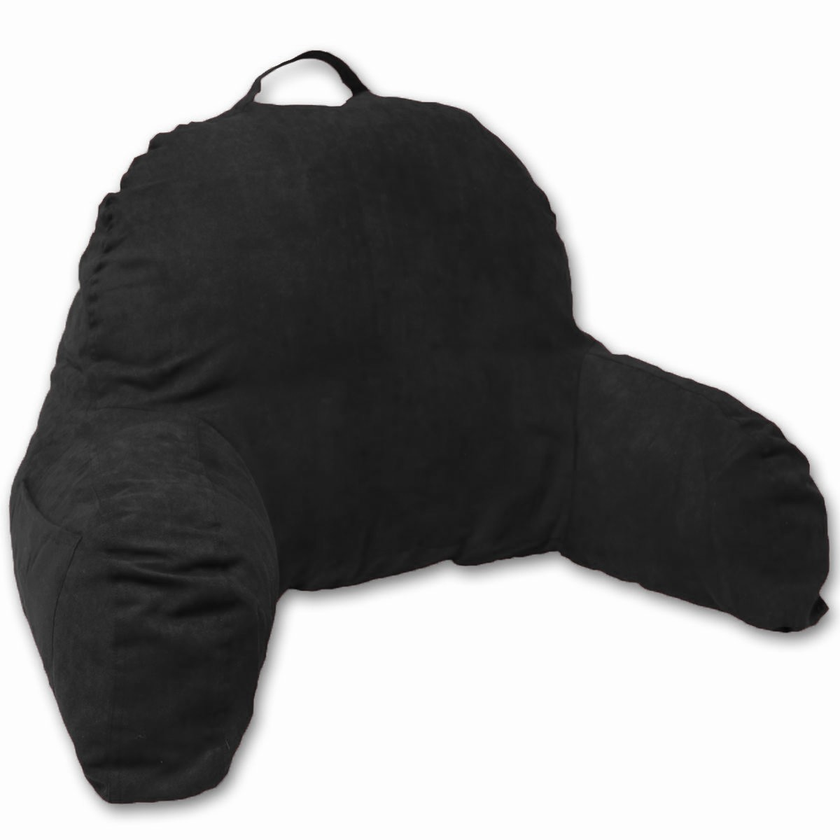 Deluxecomfort Com Microsuede Bedrest Pillow Best Bed Rest Pillows In 10 Different Colors