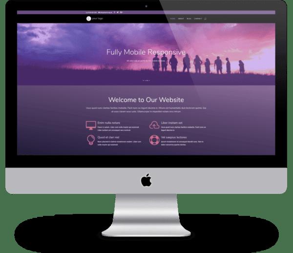 Deluxe Web exclusive beautiful web design