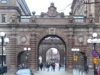 Visiter le palais royal, c'est comprendre - un peu - l'attachement des Suédois à la famille royale.
