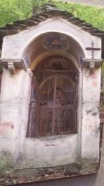 Une petite chapelle de Bognanco, dans le Piémont, d'où ont emigré de nombreux italiens.