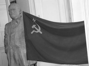 Le drapeau communiste